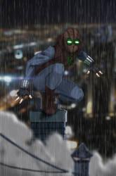 Spider Man Homecoming v.2 by BlueB1rd666