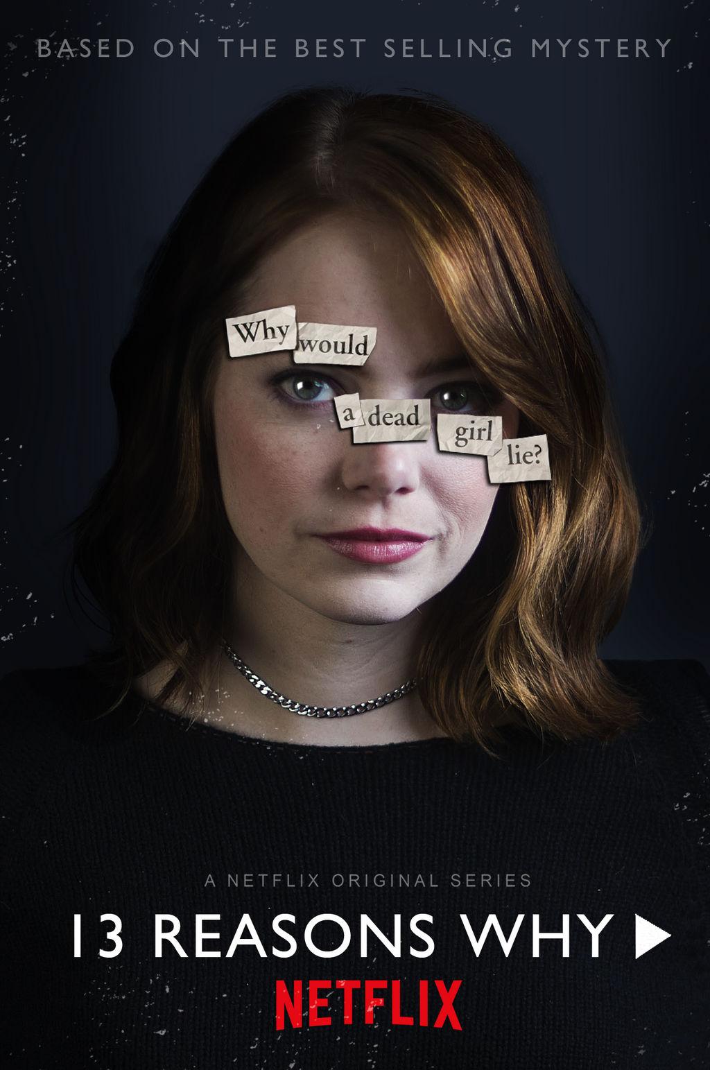 Emma Stone 13 Reasons Why