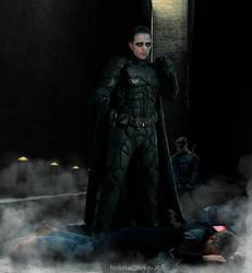 Robert Pattinson Bats2