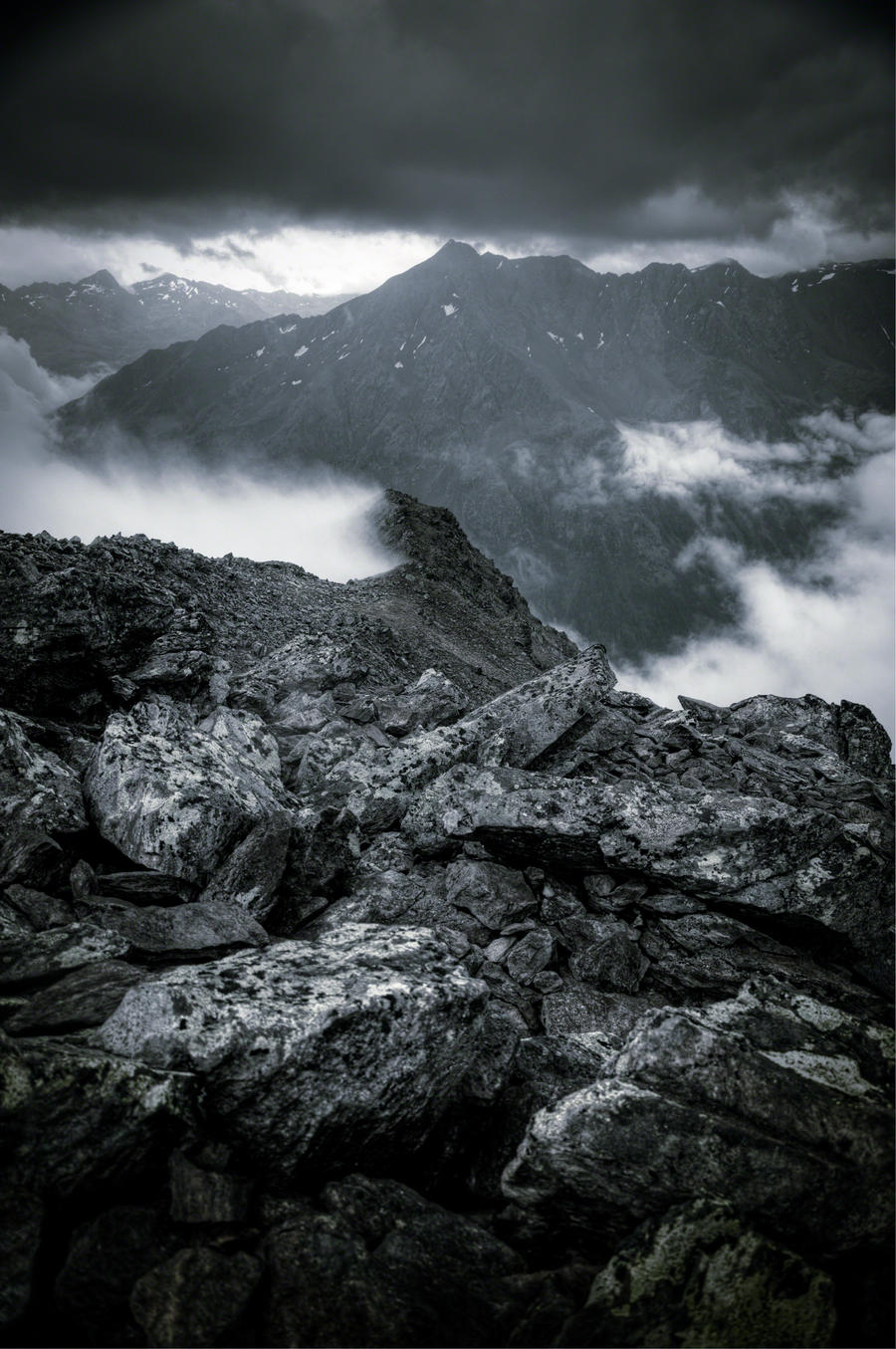 Wunderschon Tirol III by Michela-Riva