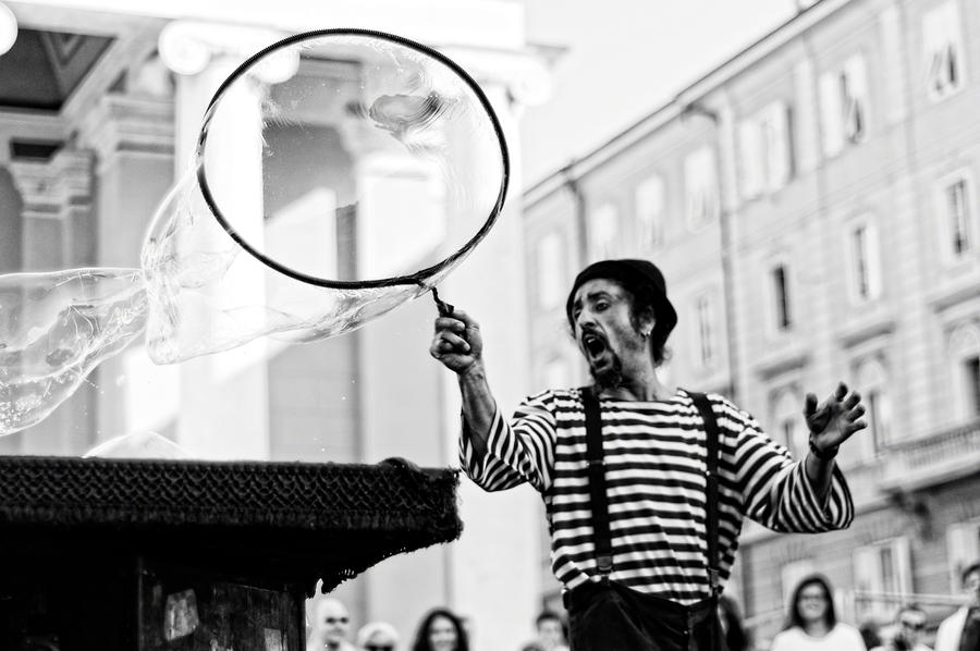 Piazza Europa Reportage n.5 by Michela-Riva