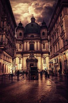 Winter in Vienna XXXI