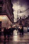 Winter in Vienna XXXVII by Michela-Riva