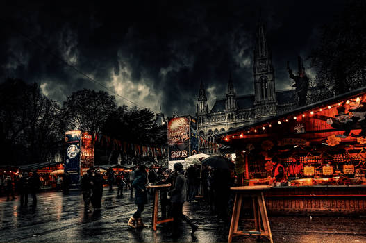 Winter In Vienna XXXIX