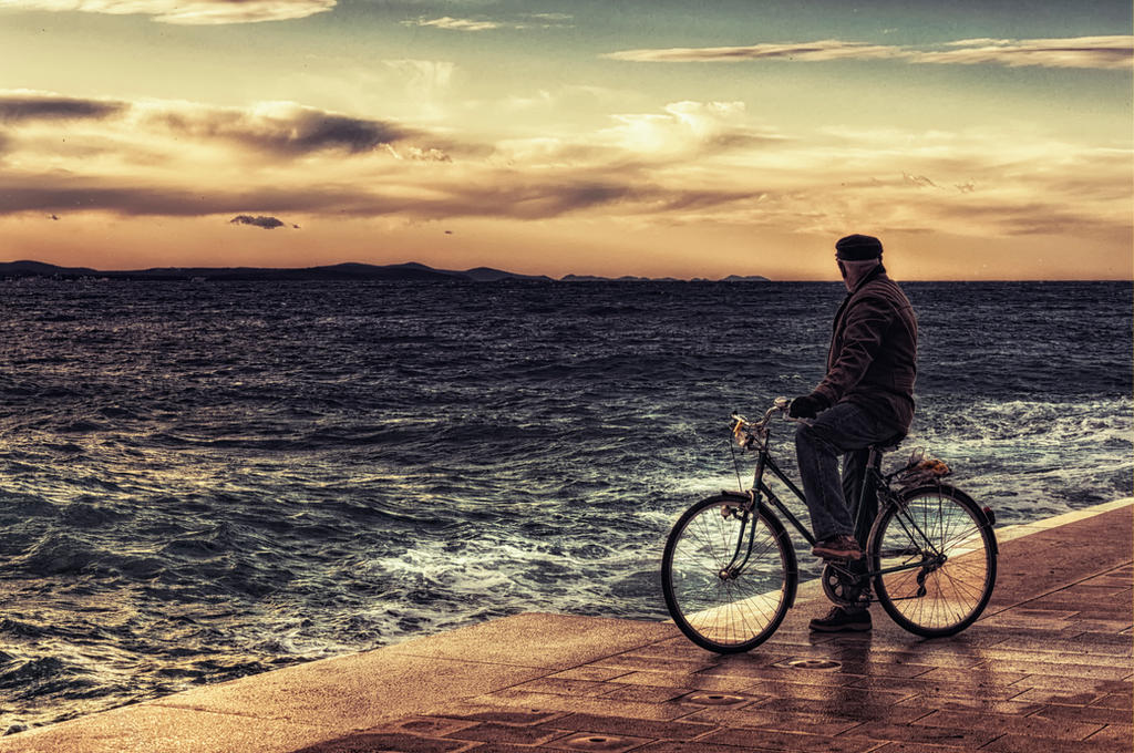 Memories of Dalmatia XXXII by Michela-Riva