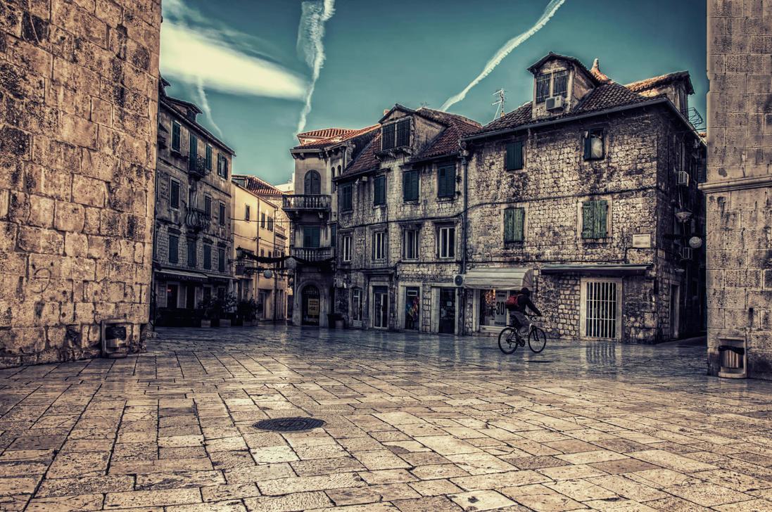 Memories of Dalmatia XXXV by Michela-Riva