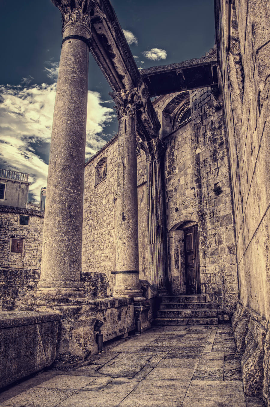 Memories of Dalmatia XL by Michela-Riva