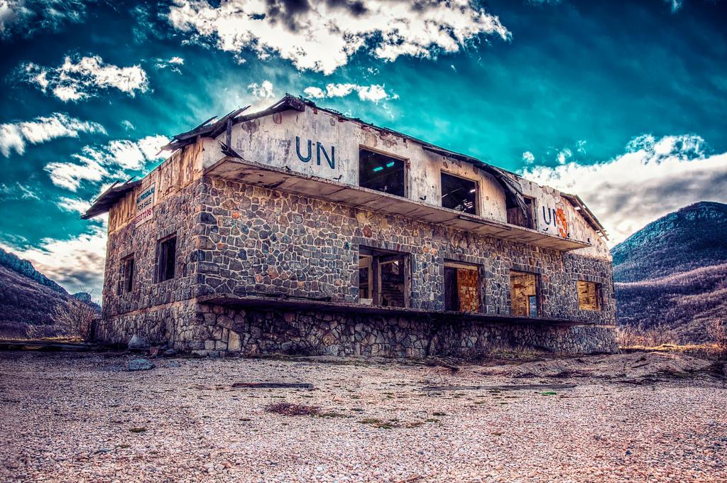 Memories of Dalmatia XLV by Michela-Riva
