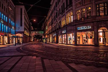 Magical Munich XIV by Michela-Riva