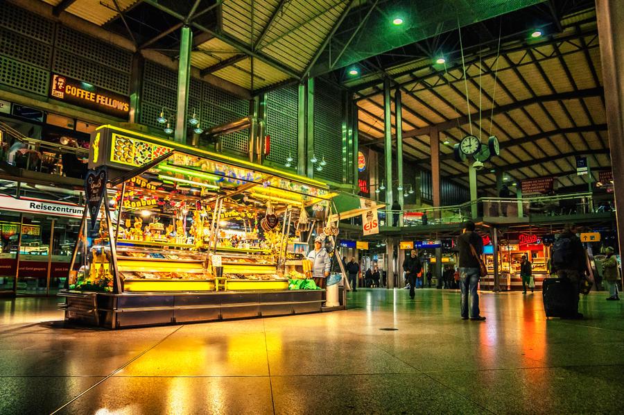 Magical Munich XLV by Michela-Riva