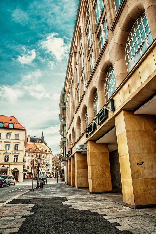 Magical Munich XLVI by Michela-Riva