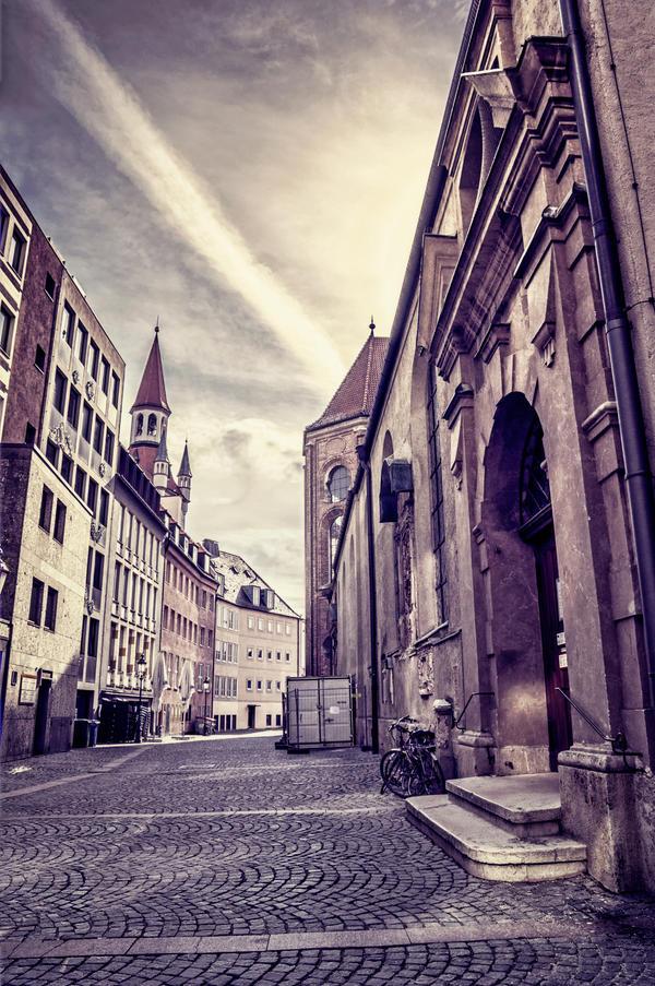 Magical Munich XLVIII by Michela-Riva