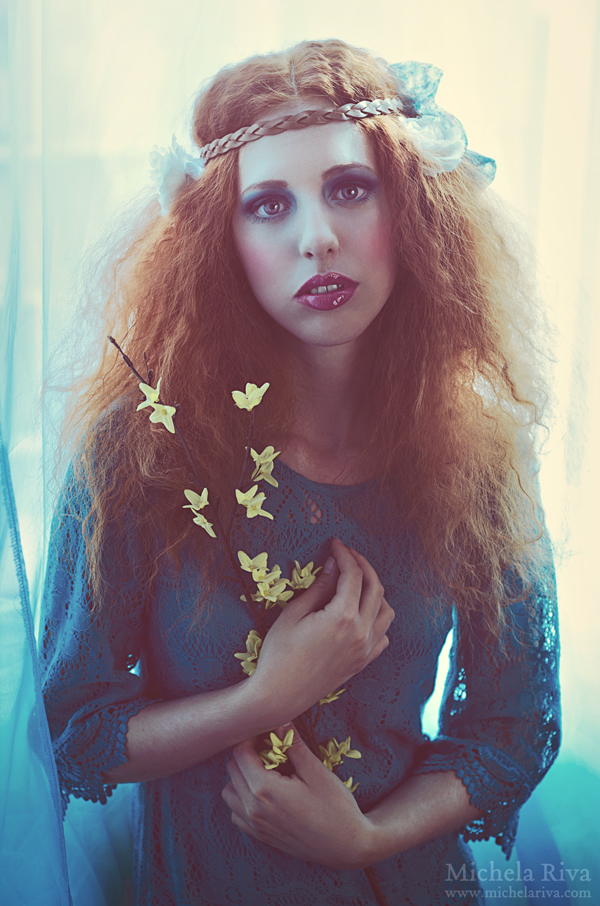 Sophie in Dreamland IX by Michela-Riva
