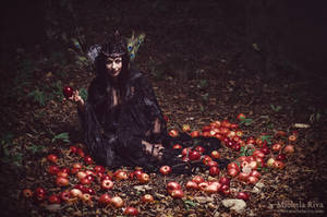 The Evil Queen III by Michela-Riva