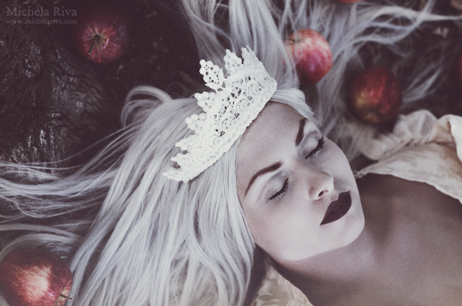 The White Queen IV by Michela-Riva