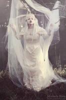 The White Queen VIII by Michela-Riva