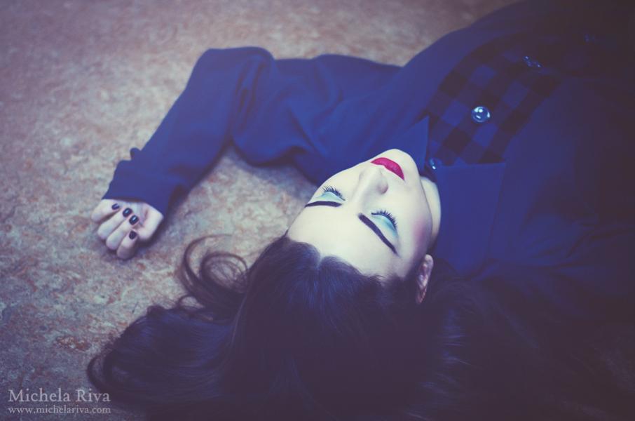 Enjoy the Silence XVIII by Michela-Riva