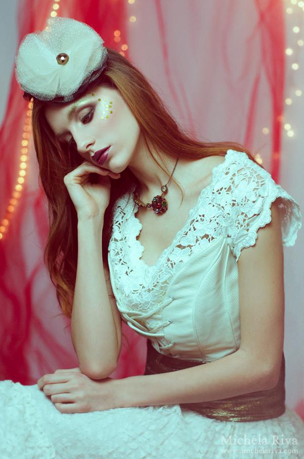 The Paper Ballerina by Michela-Riva