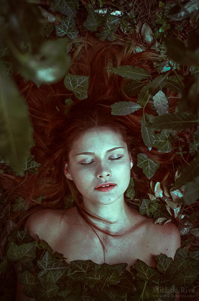 Jessica and the Secret Garden III by Michela-Riva