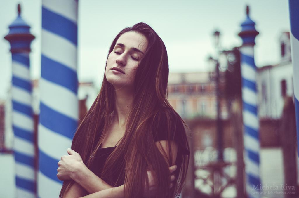 a dreamer in Venice V by Michela-Riva