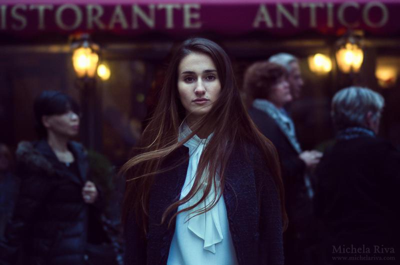 Urban Stories - a dreamer in Venice VI by Michela-Riva