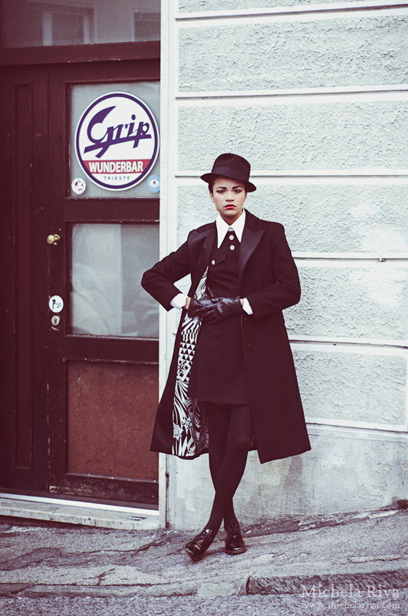 Rude Girl 3 by Michela-Riva
