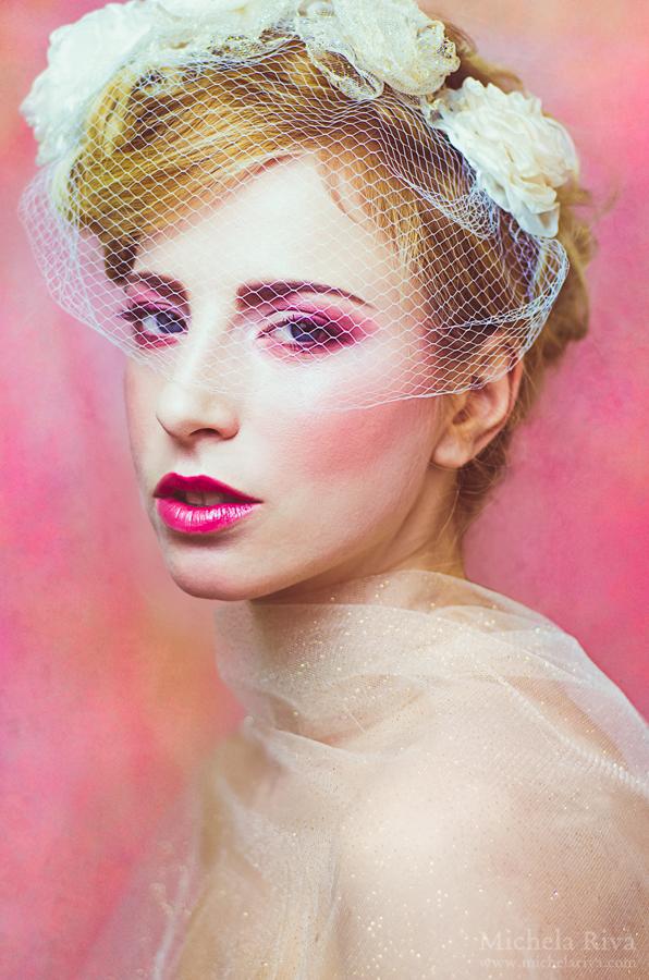 Portrait of a Daydreamer X by Michela-Riva