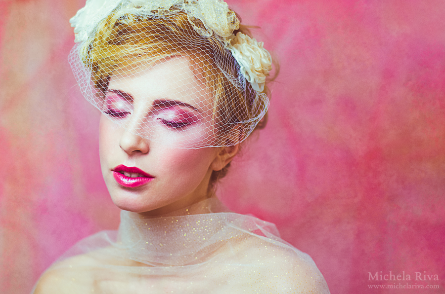 Portrait of a Daydreamer VIII by Michela-Riva