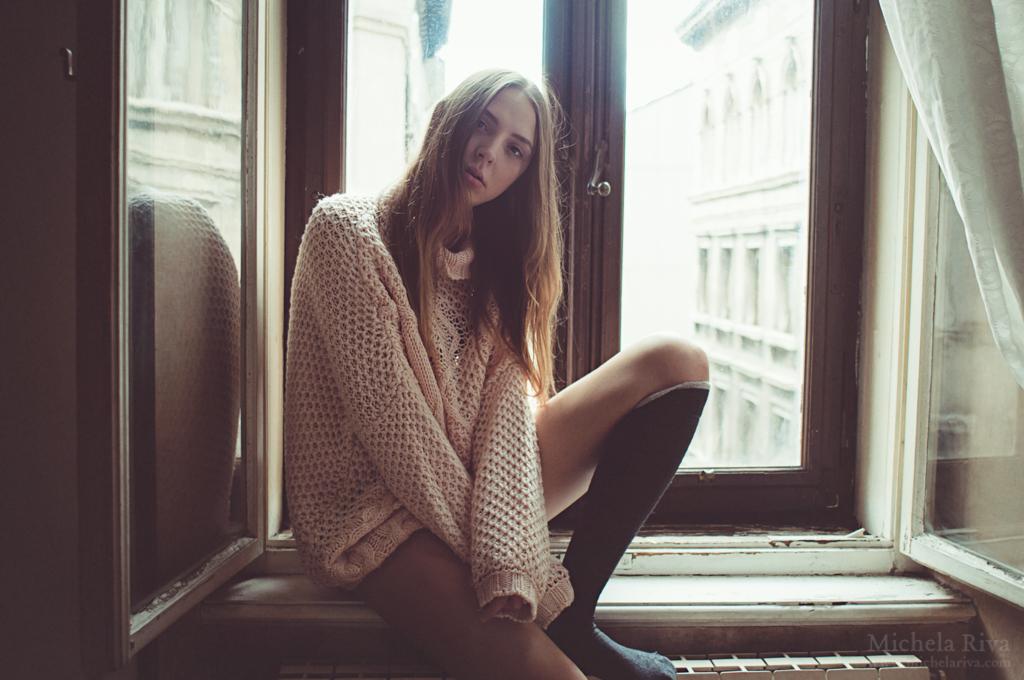 Urban Stories - Irene II by Michela-Riva