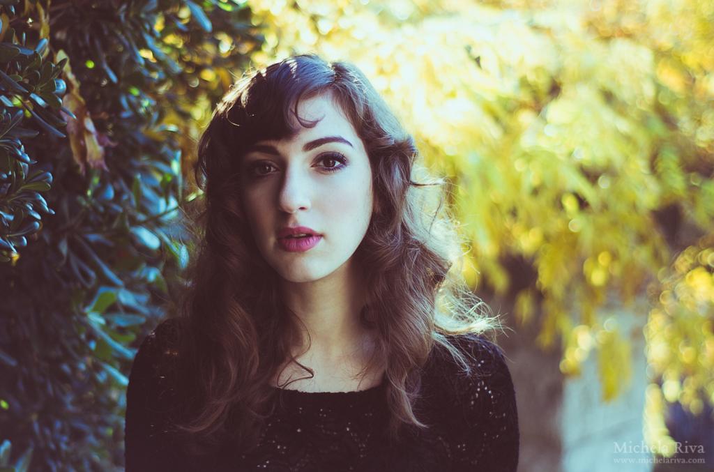 Portrait of Elena by Michela-Riva