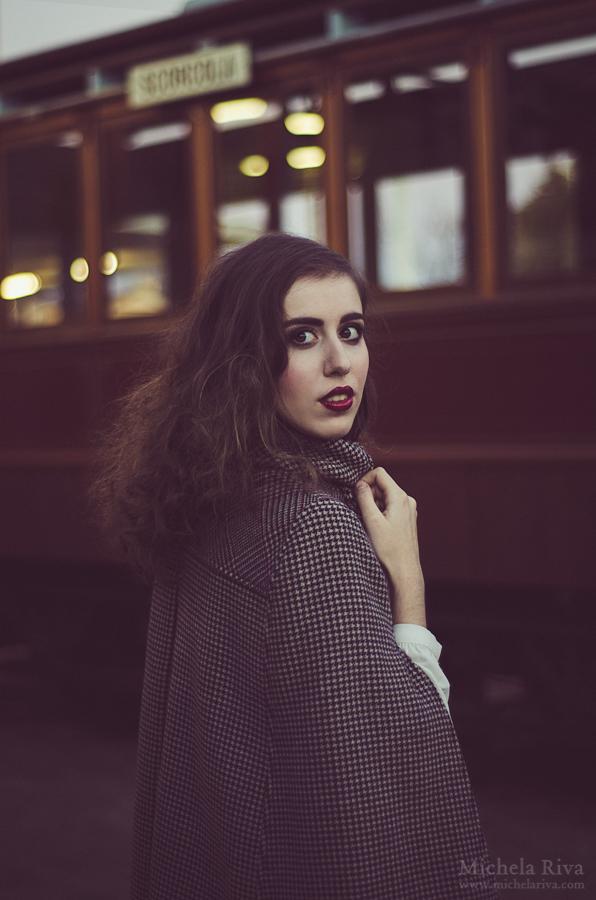 Tramway to Dreamland XXII by Michela-Riva