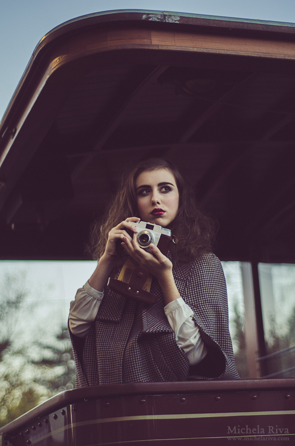 Tramway to Dreamland XX by Michela-Riva