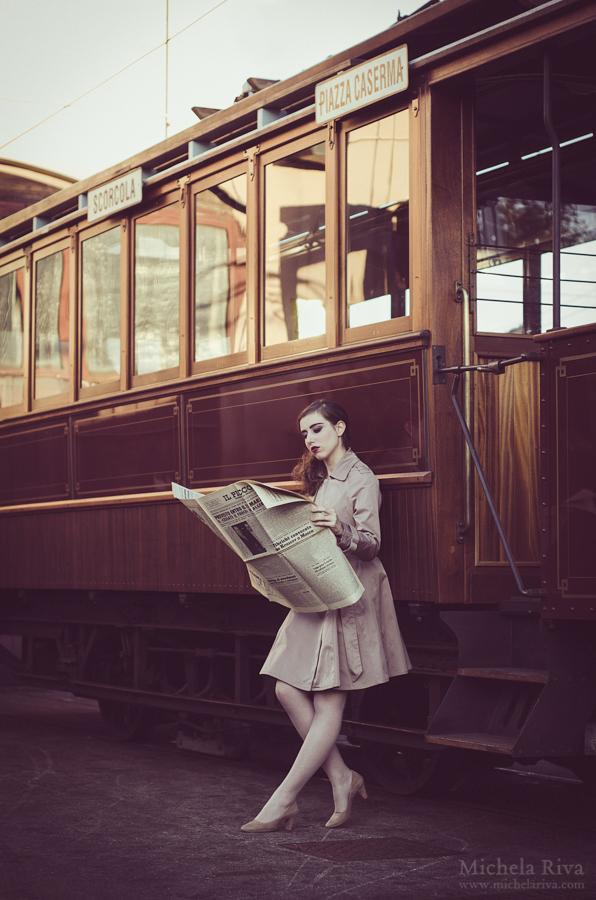 Tramway to Dreamland XIV by Michela-Riva