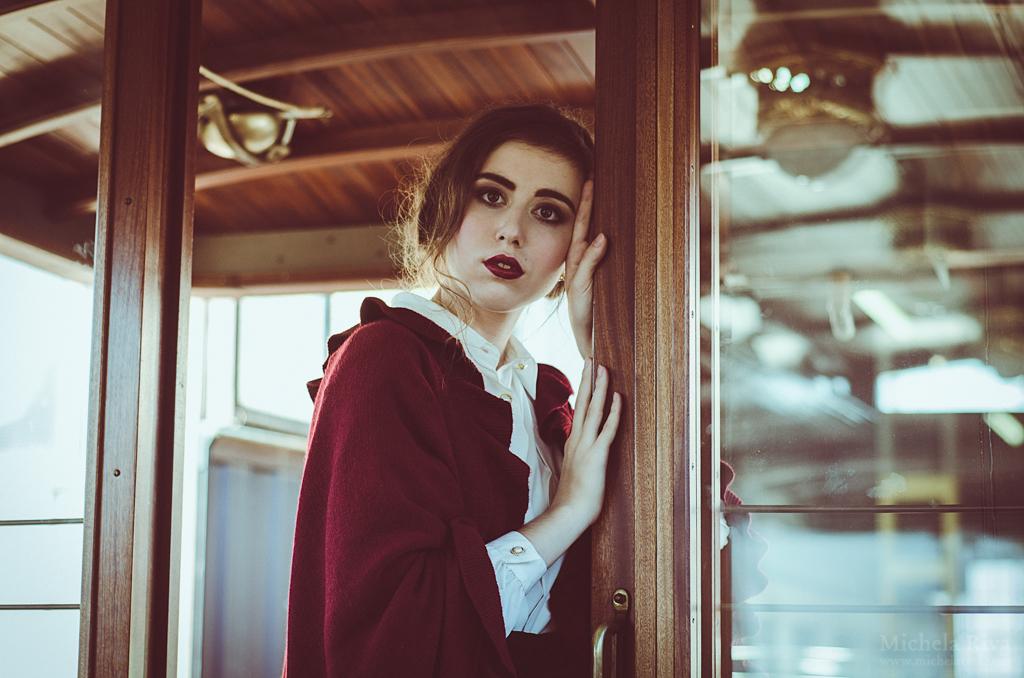 Tramway to Dreamland VIII by Michela-Riva