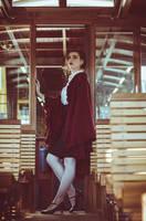 Tramway to Dreamland VII by Michela-Riva