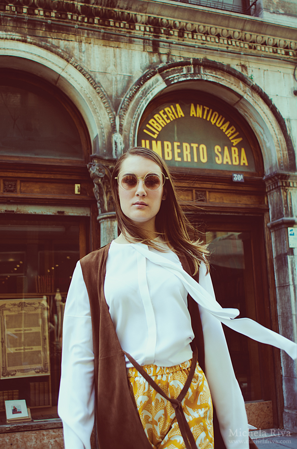 Urban Stranger 15 by Michela-Riva