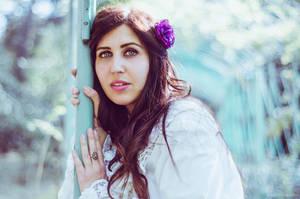 Portrait of Ambra by Michela-Riva
