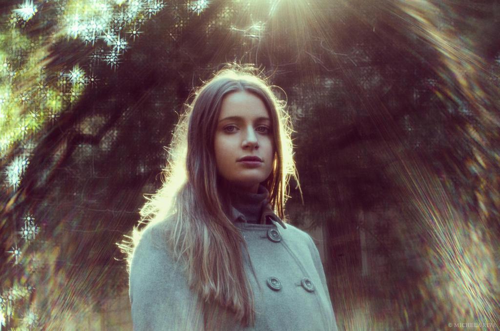 The Light Between Dreams IX by Michela-Riva