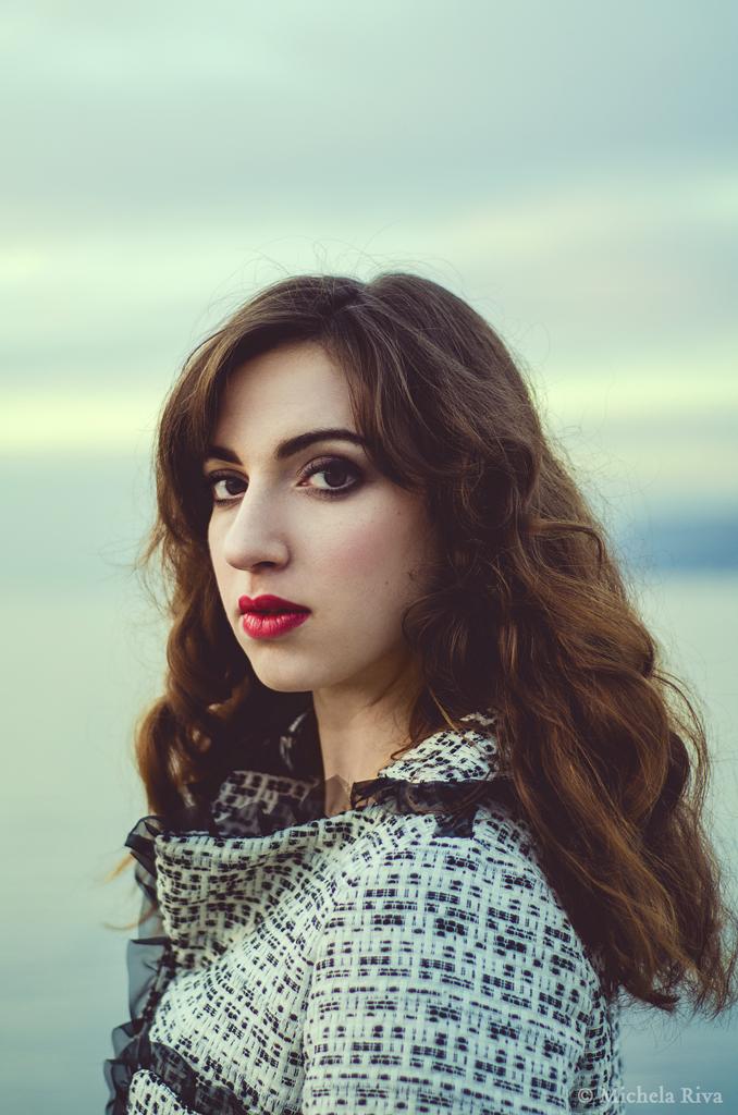 Portrait of Elena 8 by Michela-Riva