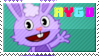 Aygo The Rabbit Stamp by AygoDeviant