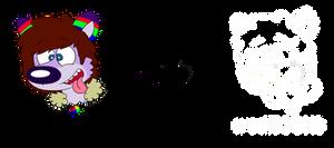 Wodi Toons Logo (3 Variants)
