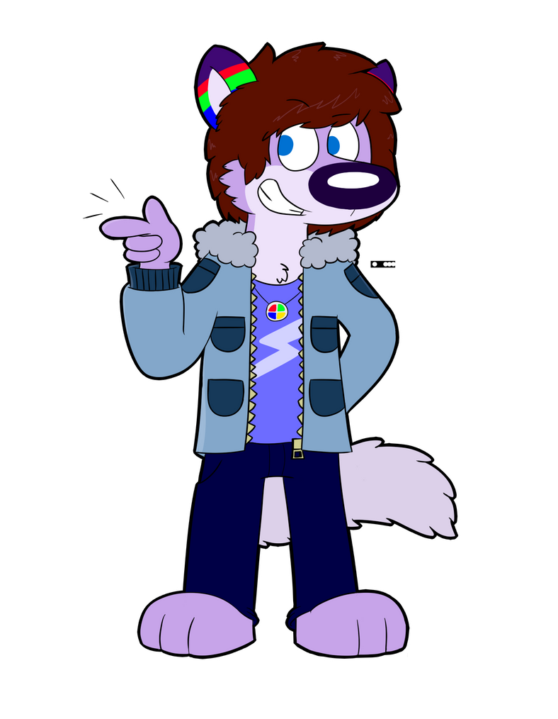 Wodi Wolf - Updated  - 22-4-17 by AygoDeviant