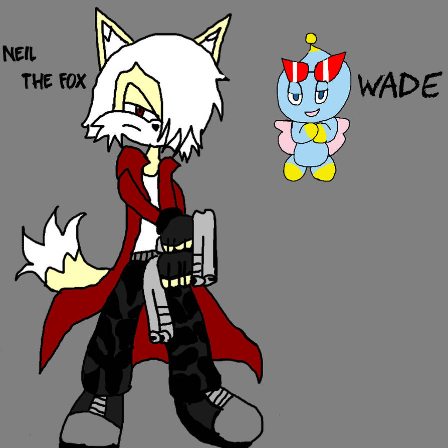 Nail the fox and wade (bio in description) by ChunkyTheLunatic