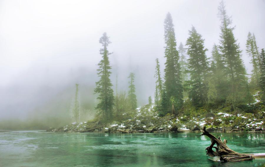 Emerald Waters by jasonwilde