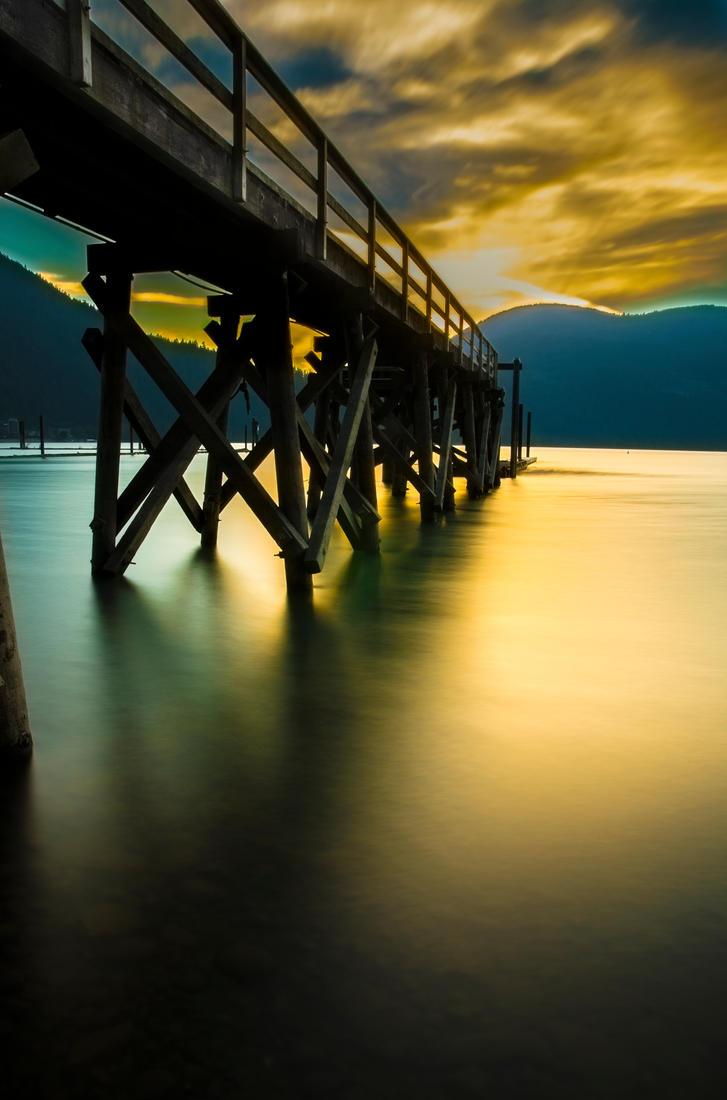 Copper Waves by jasonwilde