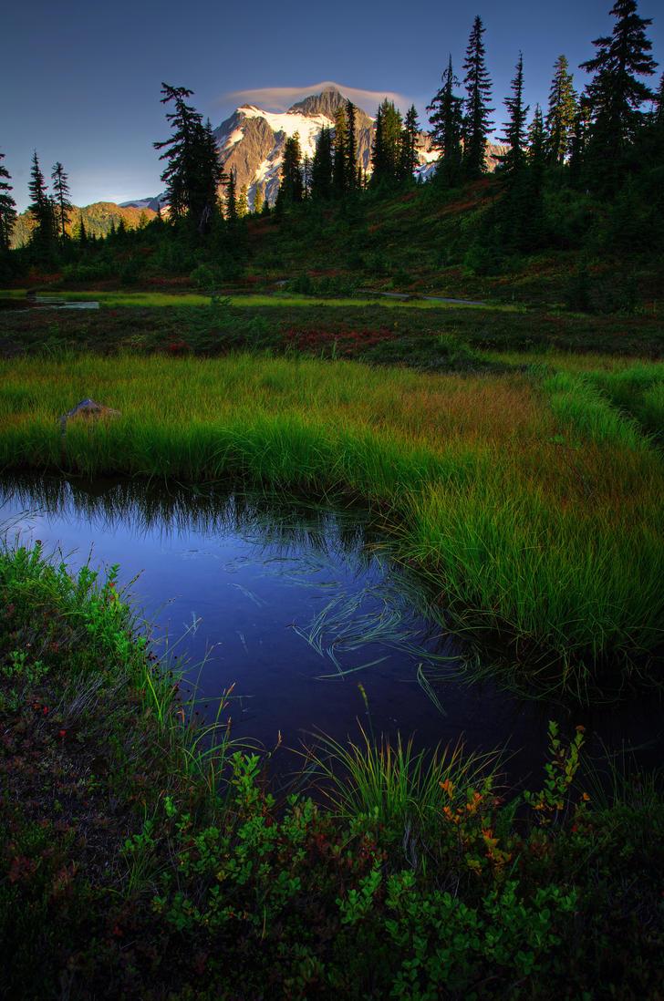 Sweet Mountain Air by jasonwilde