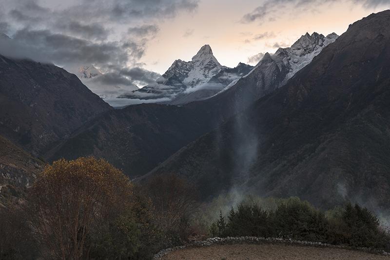 Ama Dablam Sunrise by jasonwilde