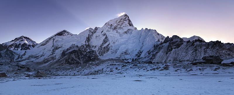 Lhotse Face by jasonwilde