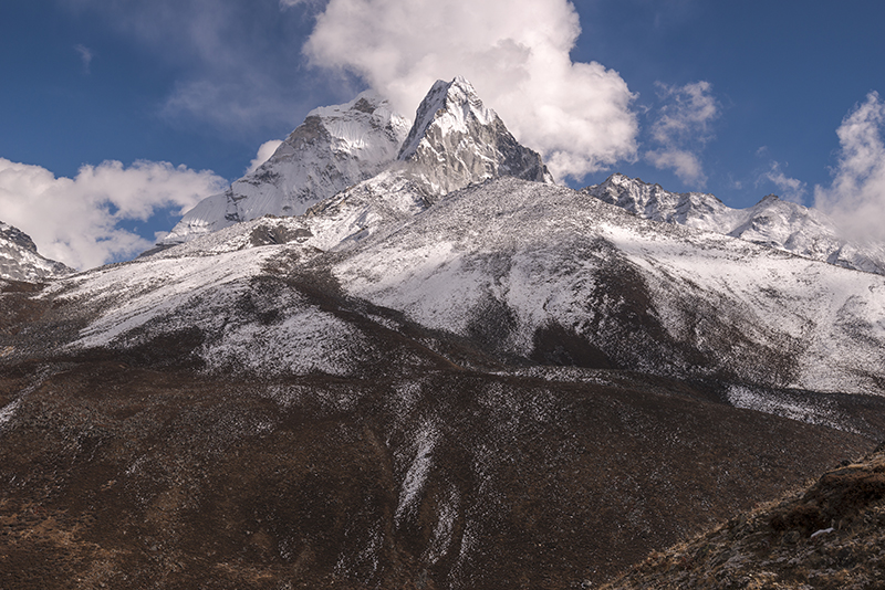 Ama Dablam Views by jasonwilde
