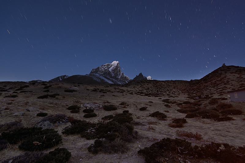 Cholatse Mornings by jasonwilde
